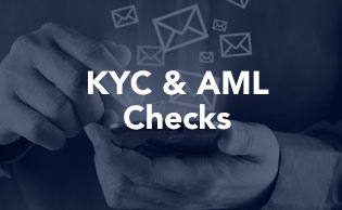 Global KYC and AML checks
