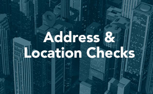 Address & Location Verification Checks