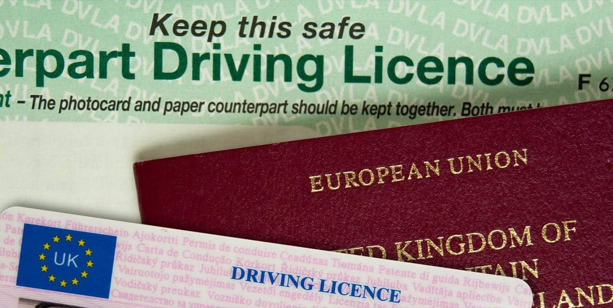 Verify Driving Licences
