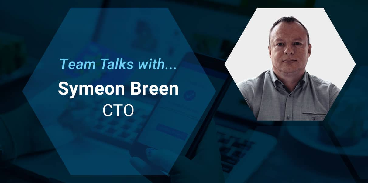 Team Talks with Symeon Breen