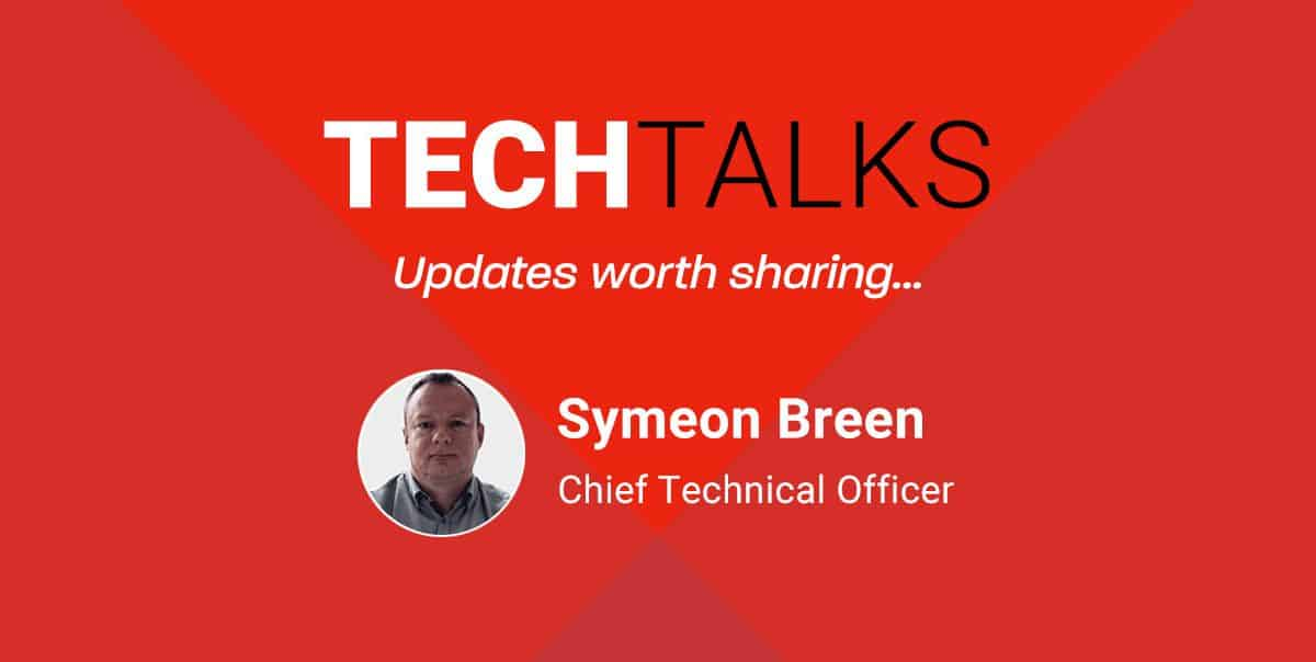 Tech Talks Sym October 19