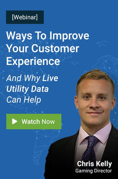 Webinar - Why's to improve your UX using utility data