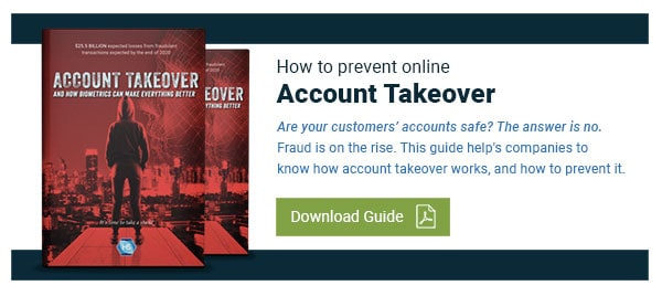 Account Takeover & Prevent Fraud