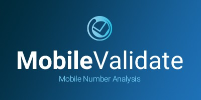 Mobile Validate Product Sheet