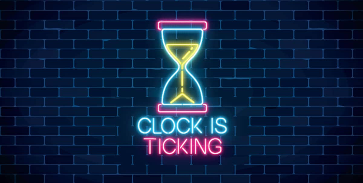 The clock is ticking – can you onboard your customers in time?