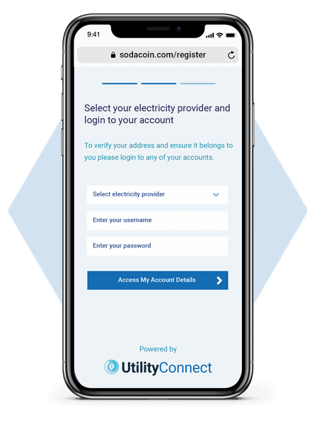 UtilityConnect - Select provider