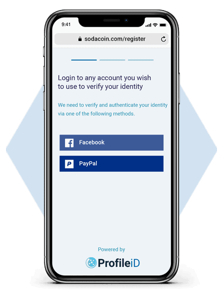Profile iD - Account Connection