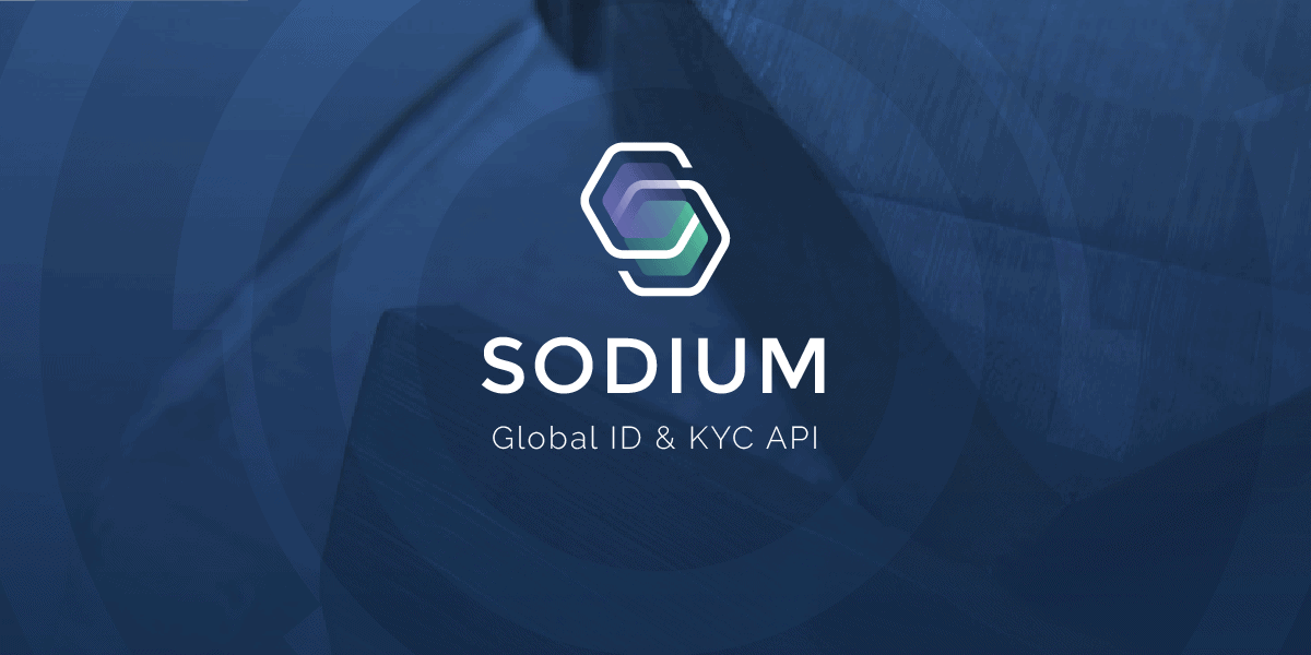 Sodium - Single API header image