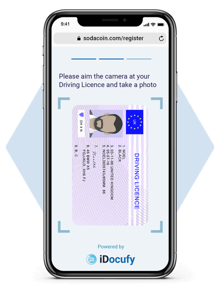 Online ID Verification Process - Step 2