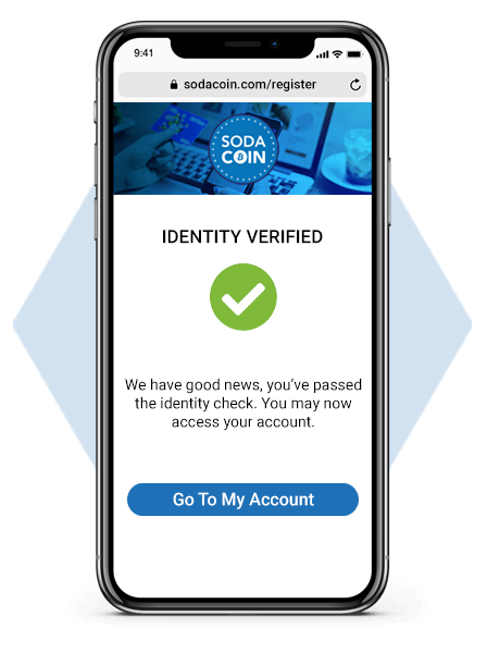 Online ID Verification Process - Step 4