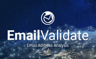 EmailValidate - Email Address Analysis