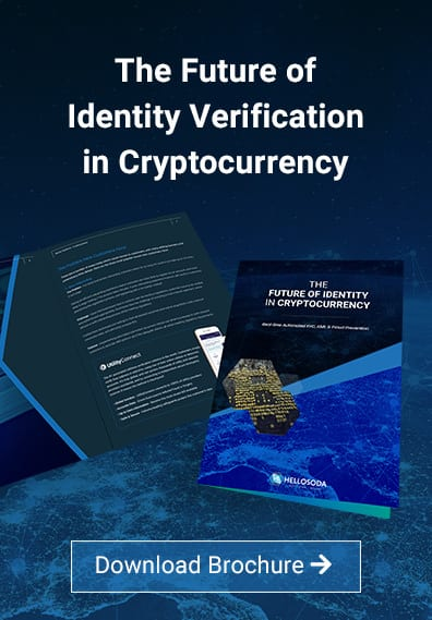 The future of identity verification in cryptocurrency
