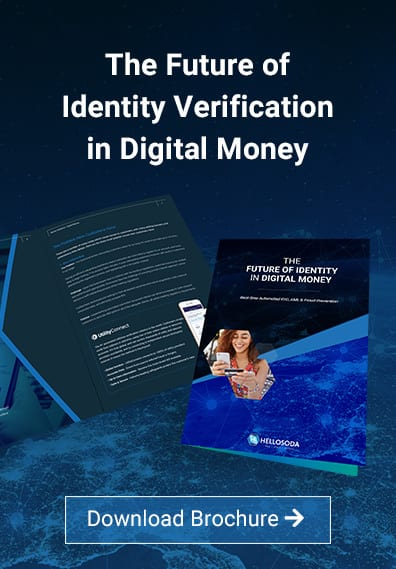 The future of identity verification in digital money