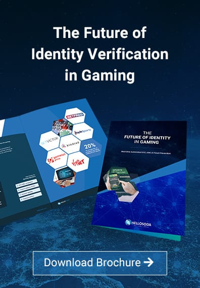 The future of identity verification in gaming
