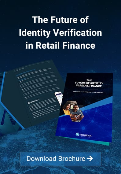 The future of identity verification in retail finance