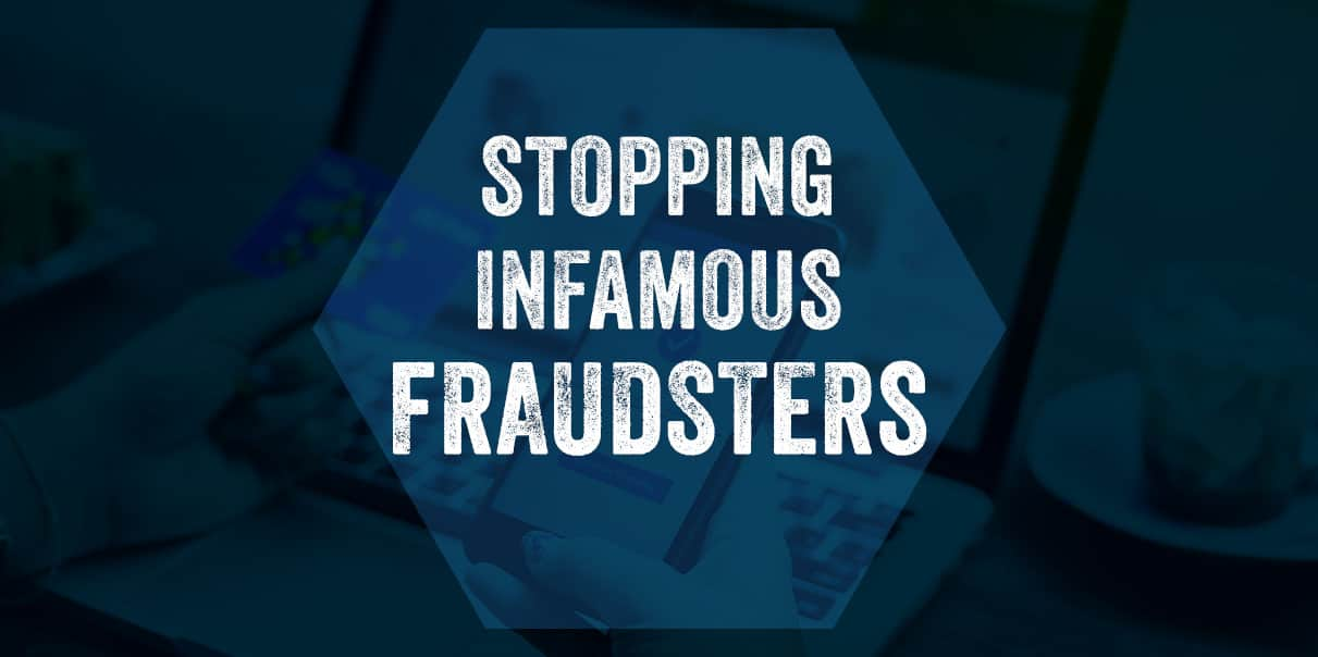 Famous Fraudsters